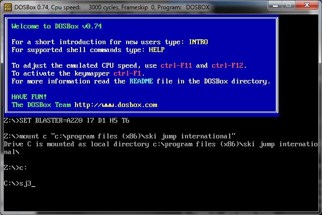 dosbox download